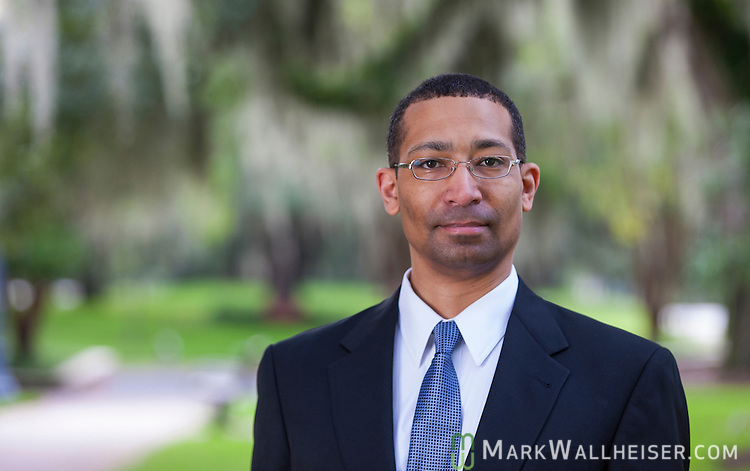 Hopping Green & Sams attorney Michael Alao  in Tallahassee, Florida.