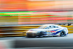 Katsumasa Chiyo races the Macau GT Cup during the 61st Macau Grand Prix on November 16, 2014 at Macau street circuit in Macau, China. Photo by Aitor Alcalde / Power Sport Images