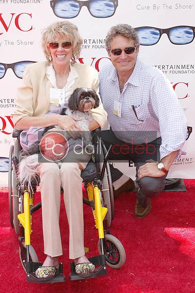 Michael Nouri and ex-wife Vicki Light