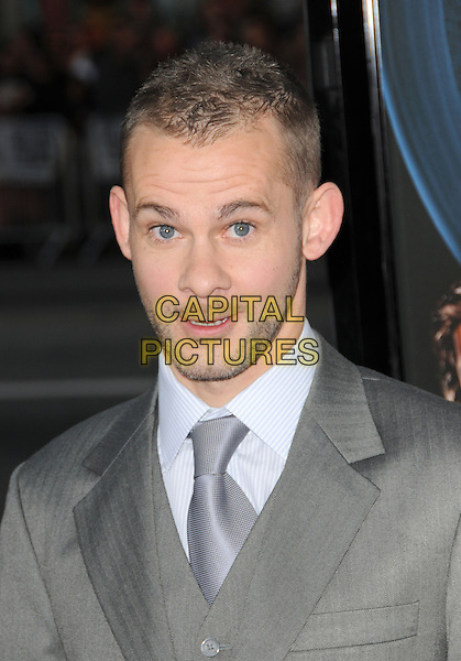 "DOMINIC MONAGHAN.The Twentieth Century Fox L.A. Screening of ""X-Men Origins: Wolverine"" held at The Grauman's Chinese Theatre in Hollywood, California, USA. .April 28th, 2009.headshot portrait stubble facial hair mouth open  .CAP/DVS.©Debbie VanStory/Capital Pictures."
