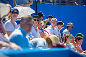 June 18th 2017, Edgbaston Priory Club; Tennis Tournament; Aegon Classic Birmingham; Sunday Qualifiers; The large crowd on hand for qualification day