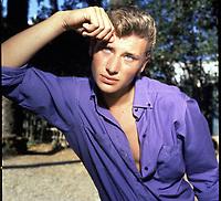 Johnny HALLYDAY<br /> 1963<br /> Credit : ROUGET/DALLE