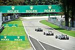 Felipe Massa (BRA), Williams GP - Lewis Hamilton (GBR), Mercedes GP<br />  Foto &copy; nph / Mathis