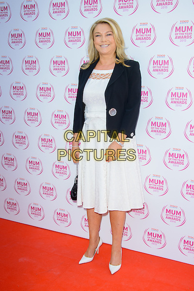 LONDON, ENGLAND - MARCH 01: Amanda Redman attends the Tesco Mum Of The Year Awards 2015 at the Savoy Hotel, on March 01, 2015 in London, England. <br /> CAP/JC<br /> &copy;JC/Capital Pictures