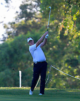Marcus Fraser (AUS) in action on the 13th during Round 2 of the ISPS Handa World Super 6 Perth at Lake Karrinyup Country Club on the Friday 9th February 2018.<br /> Picture:  Thos Caffrey / www.golffile.ie<br /> <br /> All photo usage must carry mandatory copyright credit (&copy; Golffile   Thos Caffrey)
