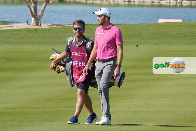 Maximilian Kieffer (GER) during the first round of the Commercial Bank Qatar Masters 2020, Education City Golf Club , Doha, Qatar. 05/03/2020<br /> Picture: Golffile | Phil Inglis<br /> <br /> <br /> All photo usage must carry mandatory copyright credit (© Golffile | Phil Inglis)