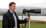 Dr Crokes footballer Kieran O'Leary, who work in Moriartys Photographic Store in Killarney .Picture: Eamonn Keogh (MacMonagle, Killarney)