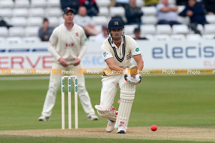 Nick Compton in batting action for Middlesex during Essex CCC vs Middlesex CCC, Specsavers County Championship Division 1 Cricket at The Cloudfm County Ground on 29th June 2017