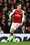 Hector Bellerin of Arsenal during the UEFA Europa League Quarter-Final 1st leg match at the Emirates Stadium, London. Picture date 5th April 2018. Picture credit should read: Charlie Forgham-Bailey/Sportimage
