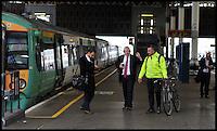 Boris in Croydon