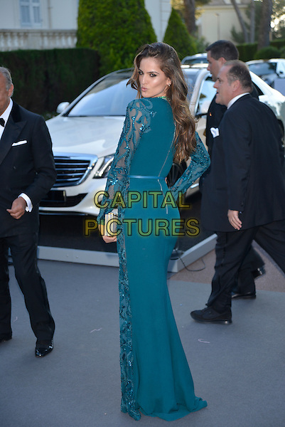 Izabel Goulart.amfAR 20th Cinema Against Aids Gala at the Hotel du Cap, Antibes, during the 66th Cannes Film Festival, France 23rd May 2013.CAP/PL.©Phil Loftus/Capital Pictures.