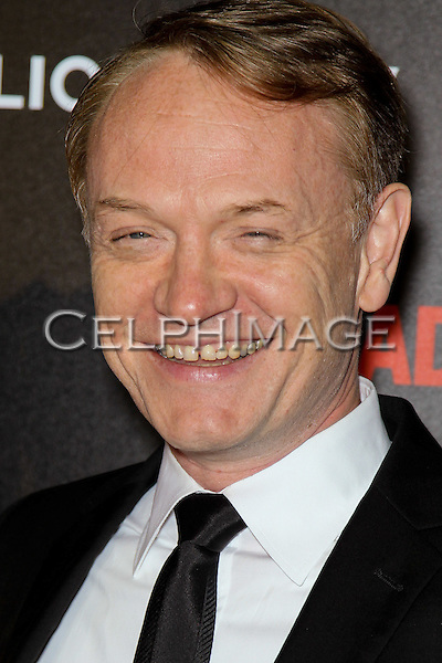 JARED HARRIS. Arrivals to the premiere of AMC's Mad Men Season 4 at Mann Chinese 6 Theatre. Hollywood, CA, USA. July 20, 2010.