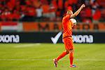 Nederland, Amsterdam, 26 mei 2012.Seizoen 2011/2012.Oefeninterland.Nederland-Bulgarije 1-2.Arjen Robben van Oranje baalt na de 1-2 thuis nederlaag tegen Bulgarije