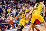 Marcos KNIGHT (#11 MHP Riesen Ludwigsburg) \ beim Spiel in der Basketball Bundesliga, MHP Riesen Ludwigsburg - Telekom Baskets Bonn.<br /> <br /> Foto &copy; PIX-Sportfotos *** Foto ist honorarpflichtig! *** Auf Anfrage in hoeherer Qualitaet/Aufloesung. Belegexemplar erbeten. Veroeffentlichung ausschliesslich fuer journalistisch-publizistische Zwecke. For editorial use only.