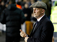 Ian Holloway manager of Queens Park Rangers during the Sky Bet Championship match between Millwall and Queens Park Rangers at The Den, London, England on 29 December 2017. Photo by Carlton Myrie / PRiME Media Images.