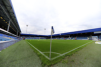 wide shot of the The Kiyan Prince Foundation Stadium during Queens Park Rangers vs Blackburn Rovers, Sky Bet EFL Championship Football at Loftus Road Stadium on 5th October 2019