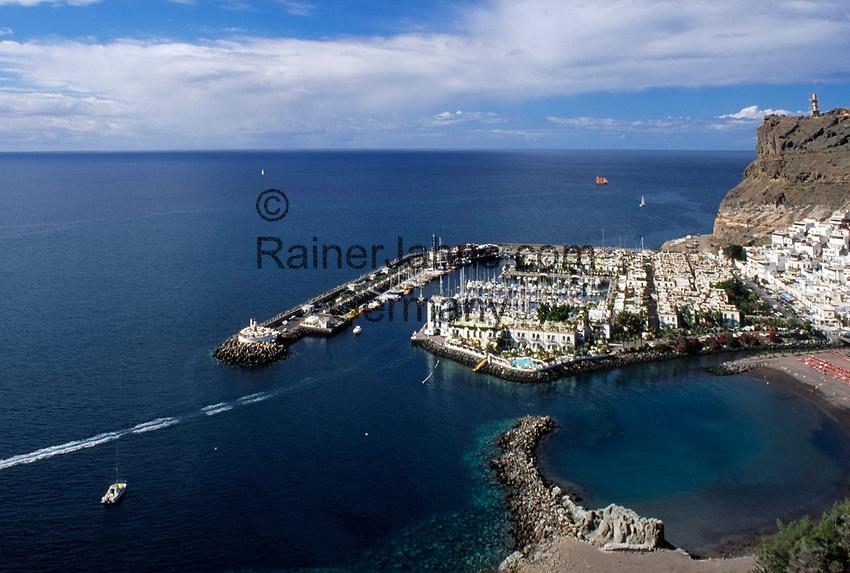 Spanien, Kanarische Inseln, Gran Canaria, Puerto de Mogan | Spain, Canary Islands, Gran Canaria, Puerto de Mogan