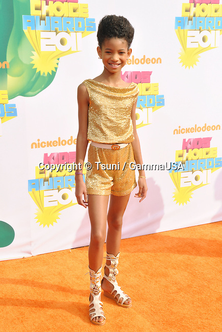 Willow_Smith _102 at the Global Green 15th Millenium Aw. 2011 at the Fairmont Miramar Hotel in Santa Monica.