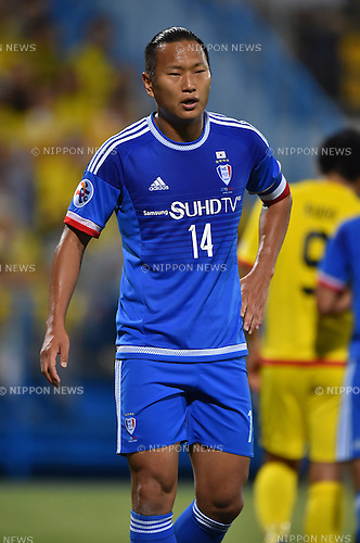 Chong Tese (Suwon),<br /> MAY 26, 2015 - Football / Soccer :<br /> AFC Champions League Round of 16 2nd leg match between Kashiwa Reysol 1-2 Suwon Samsung Bluewings at Hitachi Kashiwa Soccer Stadium in Chiba, Japan. (Photo by AFLO)