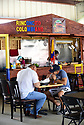 Rinconcito Colombiano serves Columbian cuisine at the  Westbank Nawlins Flea Market.