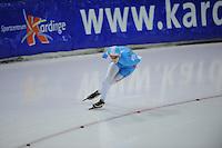 SCHAATSEN: GRONINGEN: Sportcentrum Kardinge, 03-02-2013, Seizoen 2012-2013, Gruno Bokaal, Lotte van Beek, ©foto Martin de Jong