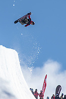 2nd September 2019, South Island, New Zealand; QRC Winter Games NZ, sponsored by Forsyth Barr. FIS snowboard ANC<br />