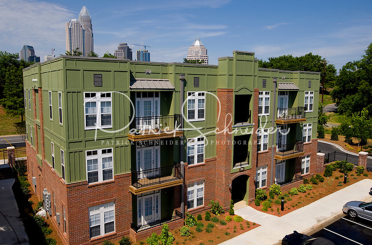 Exceptionnel Photography Of Charlotte NCu0027s Alpha Mill Apartments, An Upscale Apartment  Community Near Uptown Charlotte And