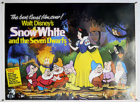 BNPS.co.uk (01202 558833)<br /> Pic: Ewbanks/BNPS<br /> <br /> Snow White and the Seven Dwarfs. <br /> <br /> Original Artists...<br /> <br /> Unique hand-painted artwork for classic movie posters from the halcyon days of the silver screen have been uncovered.<br /> <br /> The 150 designs were produced by W. E. Berry Ltd of Bradford, West Yorks, who were industry leaders in poster design for more than 75 years.<br /> <br /> Included in the sale are posters advertising British classic movies like Carve Her Name With Pride, The Titfield Thunderbolt and The Ladykillers.<br /> <br /> They belong to the family of William Edward Berry but they have now made them available for sale for the first time. The are expected to sell for £10,000.