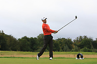 Oliver Wilson (ENG) on the 11th tee during Round 2 of the Bridgestone Challenge 2017 at the Luton Hoo Hotel Golf &amp; Spa, Luton, Bedfordshire, England. 08/09/2017<br /> Picture: Golffile | Thos Caffrey<br /> <br /> <br /> All photo usage must carry mandatory copyright credit     (&copy; Golffile | Thos Caffrey)