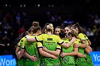 ANZ Premiership - Pulse v Magic at TSB Bank Arena, Wellington, New Zealand on Sunday 21 April 2019. <br /> Photo by Masanori Udagawa. <br /> www.photowellington.photoshelter.com