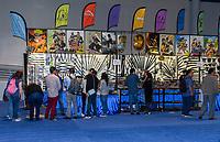 LAS VEGAS, NV - March 13: Atmosphere ASDMARKETWEEK at Las Vegas Convention Center  in Las Vegas, Nevada on March 13, 2018. Credit: Damairs Carter/MediaPunch