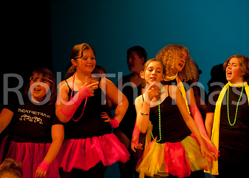 Theatretrain 3rd July 2011  Brentwood  held at Thameside Theatre, Grays.  Is the hardest profession in the world