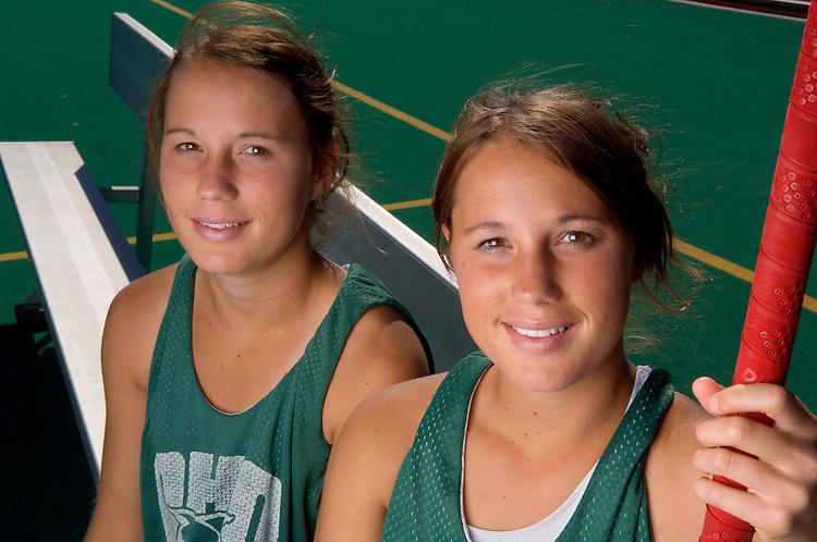 Estienne and Rachelle Coetzee ( sisters)