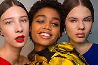 FEB 2020 Carolina Herrera Fall Winter 2020 Ready-to-Wear fashion BACKSTAGE