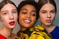 FEB 2020 Carolina Herrera Fall Winter 2020 Ready-to-Wear fashion BACKSTAGE