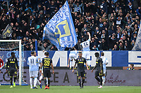 Kevin Bonifazi of SPALcelebrates after scoring the goal of 1-1 <br /> Ferrara 13-4-2019 Stadio Paolo Mazza Football Serie A 2018/2019 SPAL - Juventus <br /> Foto Andrea Staccioli / Insidefoto