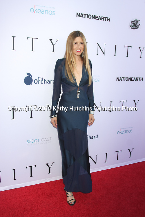 """LOS ANGELES - JUN 24:  Simone Reyes at the """"Unity"""" Documentary World Premeire at the Director's Guild of America on June 24, 2015 in Los Angeles, CA"""