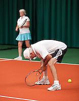 28-08-11, Tennis, Amstelveen, NVK, Nederlandse Veteranen Kampioenschappen, Mixed doubles