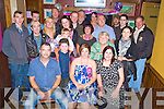 Kiann Huggett, Doirin Alainn, Killarney, pictured with her parents Paul Huggett and Sandra French, family and friends as she celebrated her 18th birthday in the C2 Bar, Killarney on Sunday night......