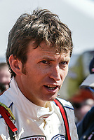 Justin Bell, Rolex 24 at Daytona, February 2003.  (Photo by Brian Cleary/bcpix.com)
