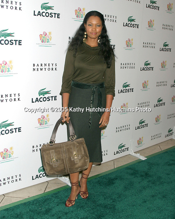 Garcelle Beauvais-Nilon.Lacoste and Barney's New York Celebrity Auction.Beverly Hills, CA.October 20, 2005.©2005 Kathy Hutchins / Hutchins Photo