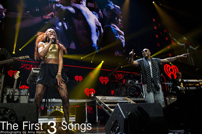 Flo Rida performs at the Hot 99.5's Jingle Ball 2013 presented by Overstock.com, at the Verizon Center on December 16, 2013 in Washington, D.C.