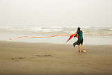 USA, Washington State, Long Beach Peninsula, International Kite Festival