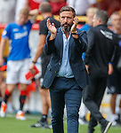 05.08.18 Aberdeen v Rangers: Derek McInnes at full time