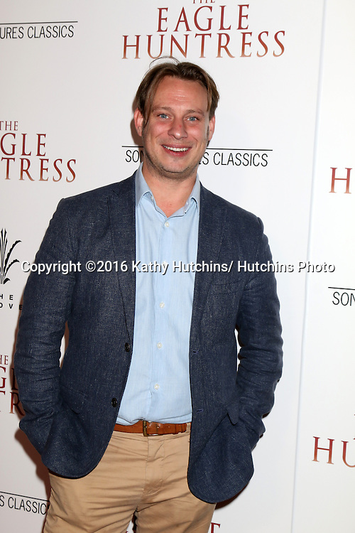 "LOS ANGELES - OCT 18:  Otto Bell at the ""The Eagle Huntress"" Premiere at the Pacific Theatres at The Grove on October 18, 2016 in Los Angeles, CA"
