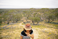 Image Ref: CA434<br /> Location: Mt Crozier, Murray Sunset National Park<br /> Date of Shot: 30th October 2016