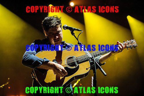 MUMFORD &amp; SONS, LIVE, 2013, <br /> PHOTOCREDIT:  IGOR VIDYASHEV/ATLASICONS