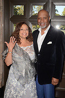"LOS ANGELES - OCT 15:  Debbie Allen, James Pickens Jr at the ""Turn Me Loose"" at the Wallis Annenberg at the Wallis Annenberg Center for the Performing Arts on October 15, 2017 in Beverly Hills, CA"