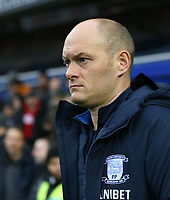 Preston North End manager Alex Neil <br /> <br /> Photographer Rob Newell/CameraSport<br /> <br /> The EFL Sky Bet Championship - Queens Park Rangers v Preston North End - Saturday 19 January 2019 - Loftus Road - London<br /> <br /> World Copyright © 2019 CameraSport. All rights reserved. 43 Linden Ave. Countesthorpe. Leicester. England. LE8 5PG - Tel: +44 (0) 116 277 4147 - admin@camerasport.com - www.camerasport.com