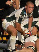 Wycombe, Great Britain,Exiles, Richie REES, during the EDF Energy, Anglo Welsh, rugby Cup match, London Wasps vs London Irish,  at Adams Park, England, 08/10/2006. [Photo, Peter Spurrier/Intersport-images]....
